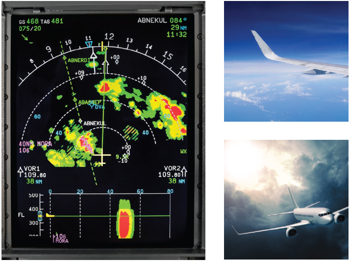 Commericial Aviation RF & Microwave Systems | Microsemi